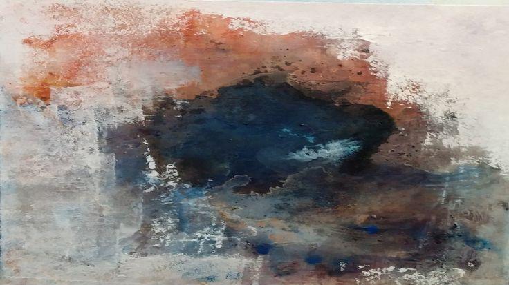 Conosciamo l'#artista Barbara Pastorino La #Pittrice interpreterà la bellezza del nostro pianeta, fatto di terra, acqua, aria e fuoco.  Qui il link dell'evento: http://www.mostra-mi.it/main/?page_id=12521