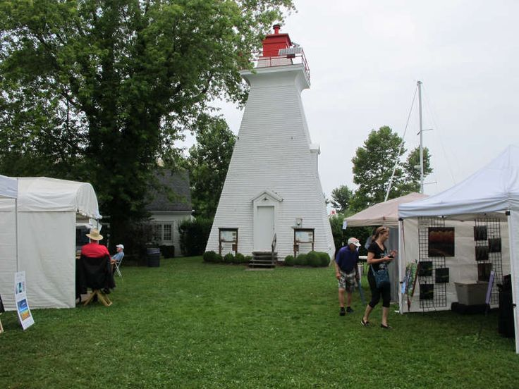 Art by the Lighthouse 2014