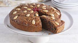 Christmas Fruit Cake #Christmas #Fruit #Cake  #sweets #treats #Christmas #holiday #Share #homemade #easy #recipe #flavors #tasty
