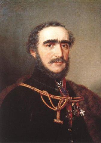 Barabás Miklós  / Count István Széchenyi, minister of revolution / 1848