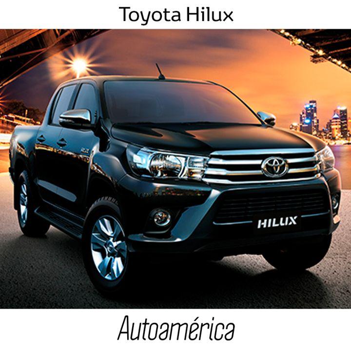 Hermosa, a donde sea que vayas, #Hilux será una pick up genial. Siempre complacerá tus deseos fuera y dentro de la ciudad. Conócela en nuestra página web https://goo.gl/5hbofS y visítanos en nuestras sedes #Industriales y #Palacé