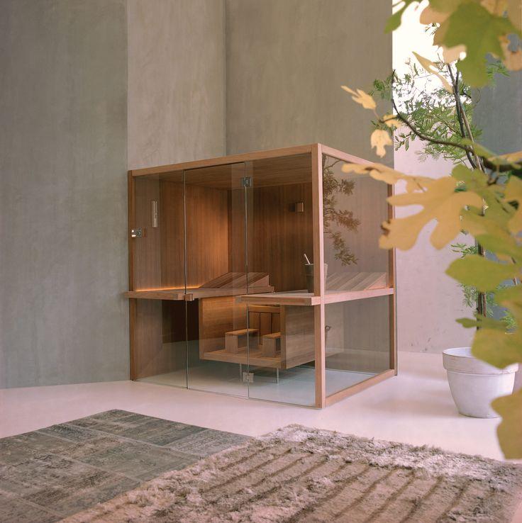 #Effegibi #Air 80 #Corner #Bio-Sauna Angolo Sinistro #Aspen Termotrattato BI 91 80 0004   im Angebot auf #bad39.de   #Hammam #Sauna #Bad #Badezimmer #Italien