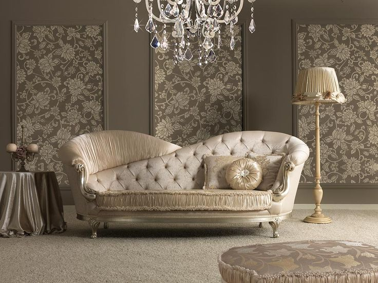 SILVY Sofa EXCLUSIVE TOUCH by G&G ITALIA