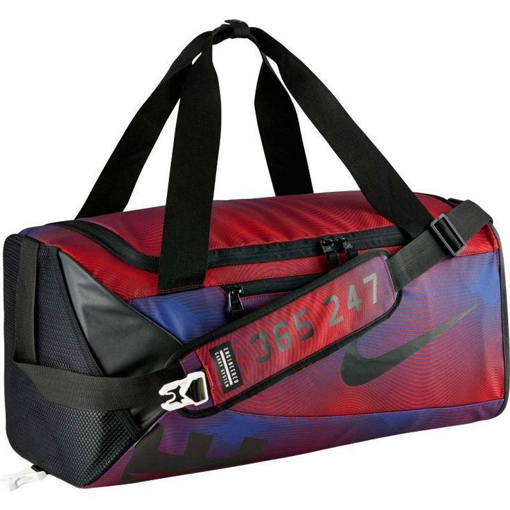 Nike Alpha Adapt Crossbody Small Duffle Bag, Red