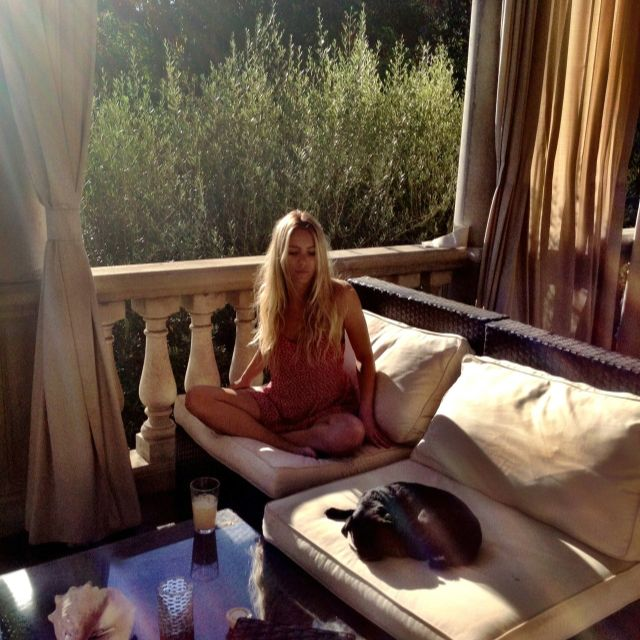 SerenityLife, Favorite Places, Balconies, Outdoor Lounges, Marketing Hq, Hq Blog, Backyards Ideas, Meditation Morningsfeel, Outside Spaces