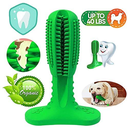 Ltd Tianliao Dog Toothbrush Stick Pet Chew Toy Non Toxic Rubber