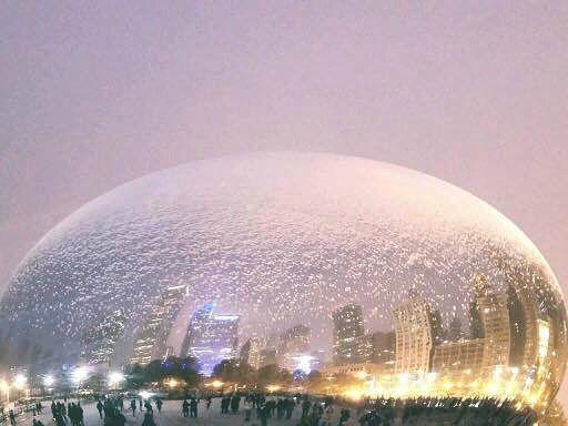 Cloud Gate is a public sculpture by Anish Kapoor that is the centerpiece at Millennium Park in the Loop community area of Chicago 시카고 다운타운 한 가운데 자리잡고 있는 아니쉬카푸어의 설치물 클라우드게이트 입니다. 1년 내내 달라지는 사계절을 늘 아름답게 담아내는 이 작품이 설치되어 있는 밀레니엄 공원은 항상 관광객들로 북적입니다. #cloudgate #anishkapoor #chicago #milleniumpark #contemporaryart #installtionart #art #클라우드게이트 #아니쉬카푸어 #시카고 #밀레니엄파크 #설치미술 #설치 #현대미술