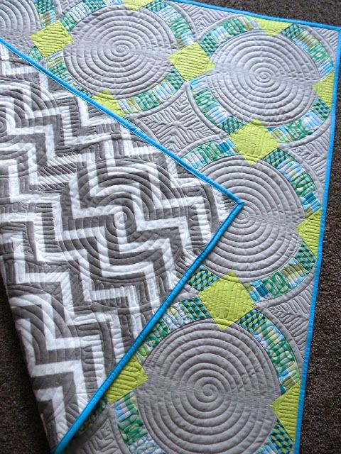 Sew Kind Of Wonderful..Made for Jenny for Gavin by her friend.  This is AWESOME.  I have seen it in person !