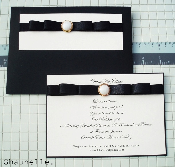 #pearlinvitation #weddinginspiration #handmadeinvitation #ivory #satinribbon