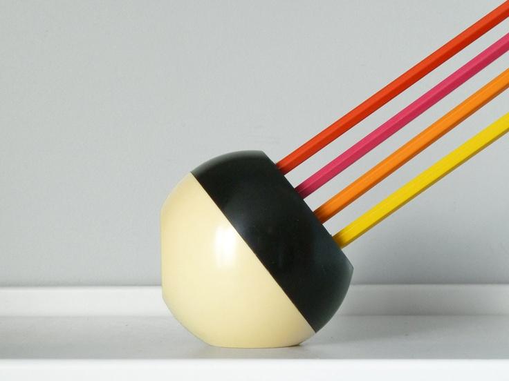 Pencil ball.