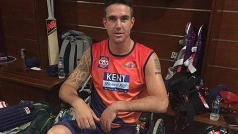 Kevin Pietersen out of Indian Premier League with calf tear