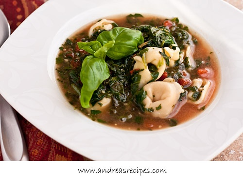 Spinach and Tortellini Soup (The Kids Cook Monday), from Andrea Meyers: Kids Recipe, Kid Recipes, Food, Cooking Mondays, Healthy Eating, Kids Cooking, Spinach Tortellini, Tortellini Soups, Soups Recipe