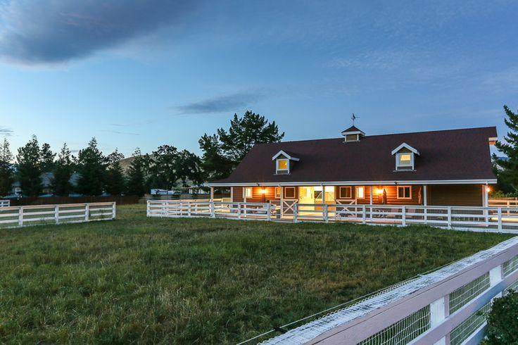East Bay horse community private facility in Danville, California