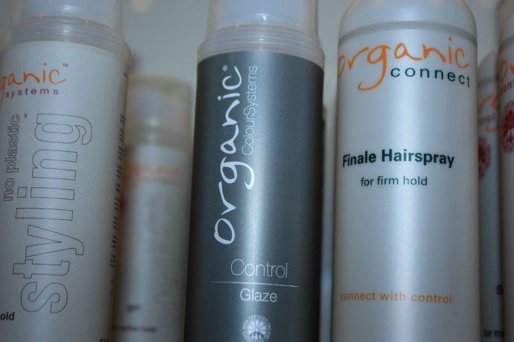 Organic Colour Systems Hair Products - Goji Spa Willowbridge
