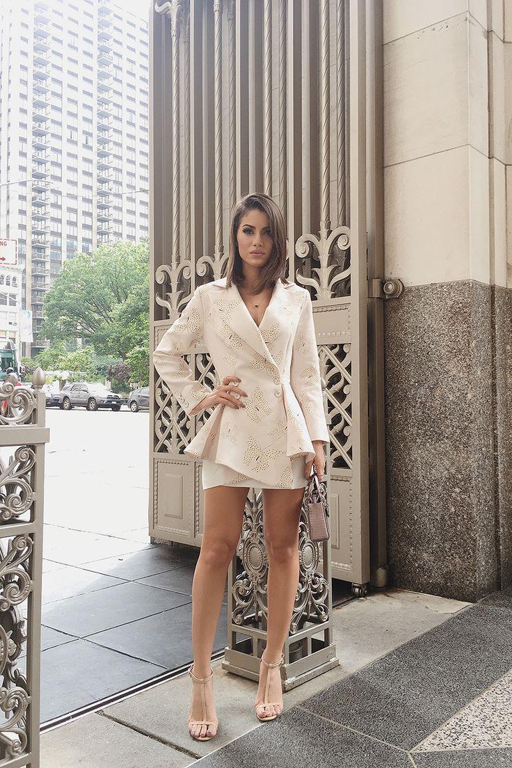 Look Evento Lancome:Sephora em NY camila coelho3
