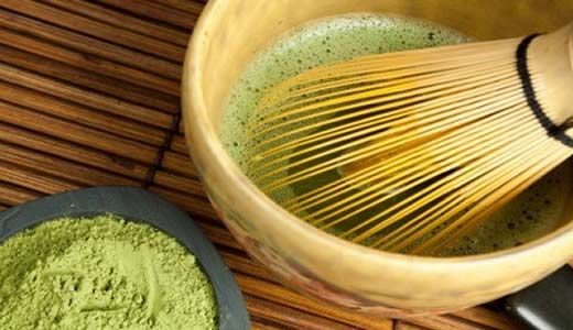 100% Pure & traditional style made with only Japanese green tea leaves from Uji, Kyoto, Japan.  Uji Matcha- Japanese Green tea powder from Kyoto