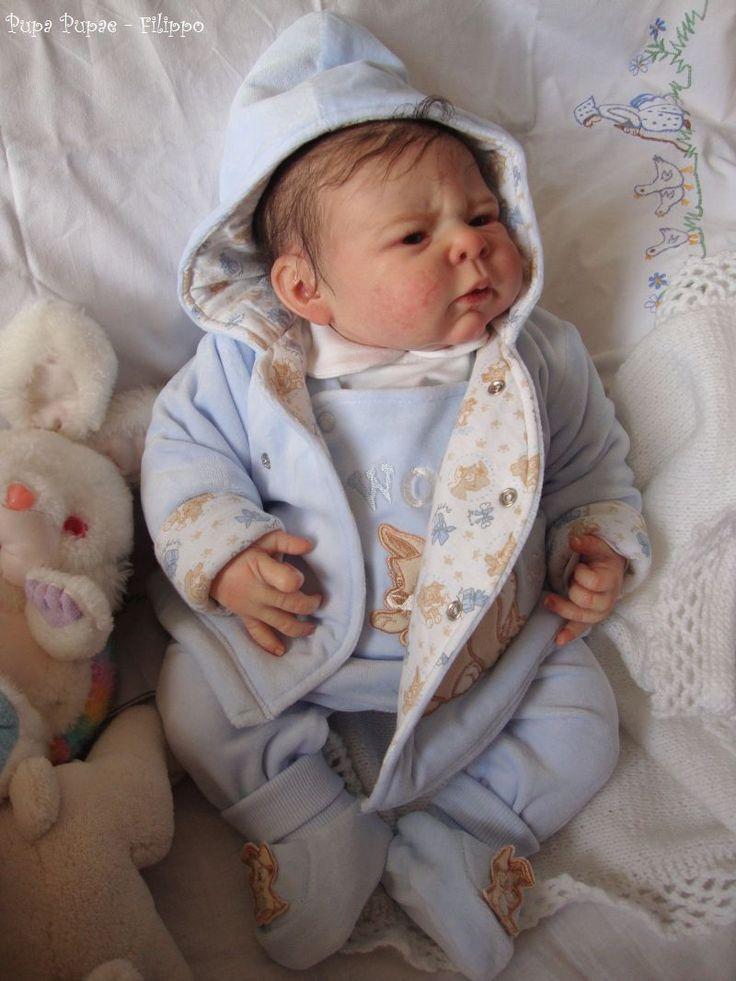 2324 Best Lifelike Baby Dolls Images On Pinterest Baby