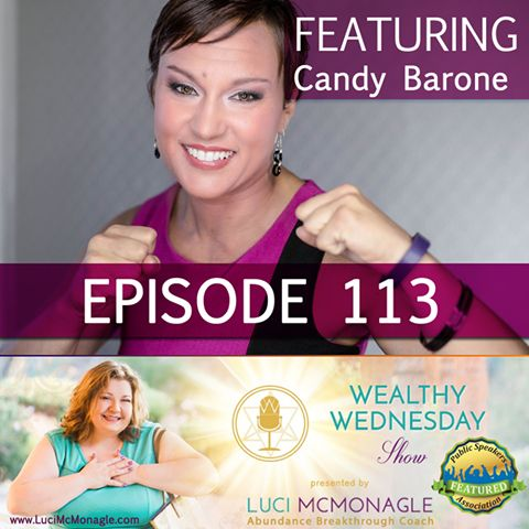 Are you excited to meet this week's Wealthy Wednesday Show guest, Candy Barone - You Empowered Strong, LLC? Candy Barone, CEO of You Empowered Strong, is an executive trainer and coach, international speaker and Amazon best-selling author. I am going to be talking to Ivy about ROI = Return on Investment, Not Return on Intention: Candy Barone Demonstrates How It All Starts with Defining Your Real ROI. She is a catalyst and change agent who works with the 3 Es: Executives, Entrepreneurs and…