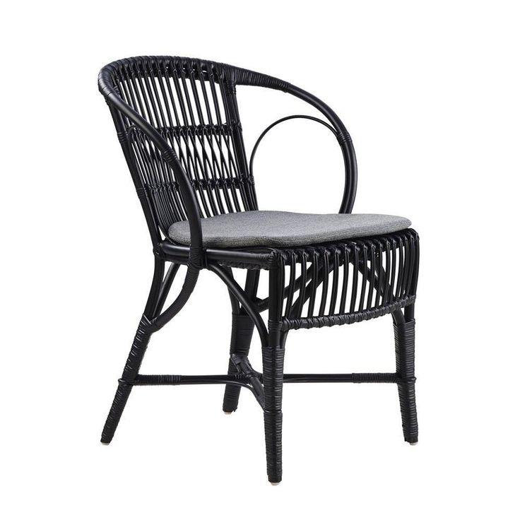 Sika Design Wengler Chair – Polished Black – MapleNest
