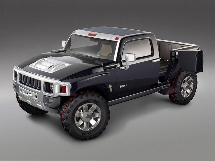 Hummer H3T Concept Truck