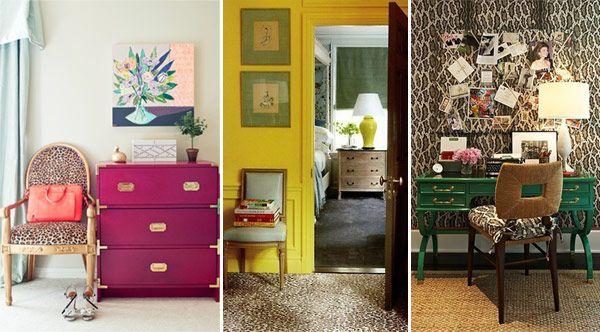 decoracao-oncinha-pink-amarelo-verde