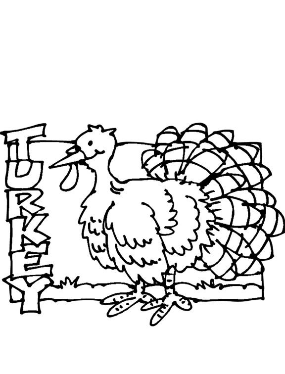 dog thanksgiving coloring pages - photo#40