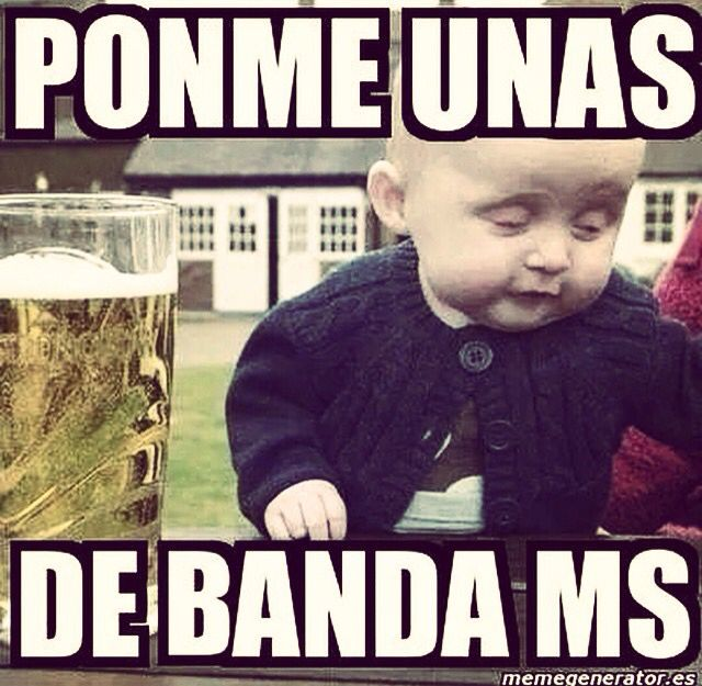 Uff my fav banda #Banda #Ms #love #em