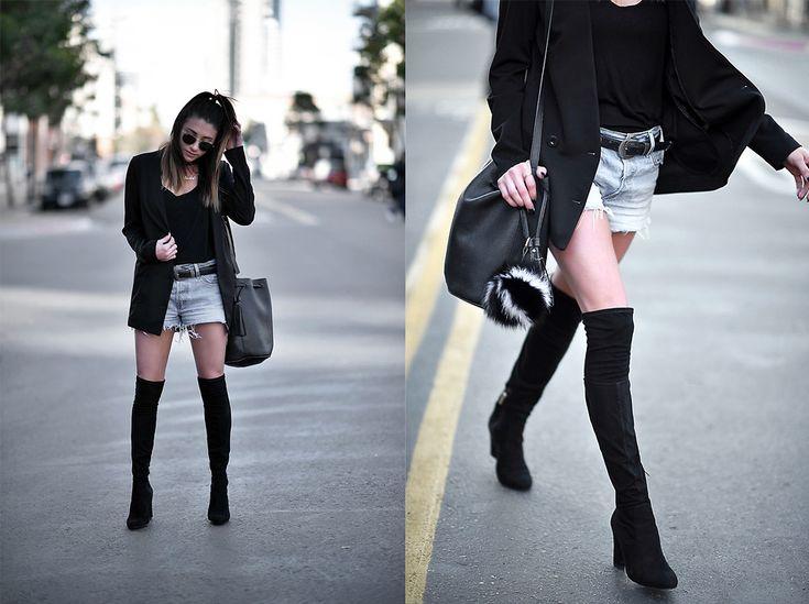 Erica S. - Dressed up Denim