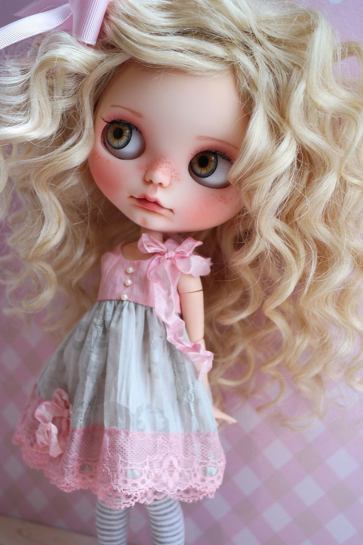 Isabella | by BlythebyCihui | Blythe + | Pinterest | By ...