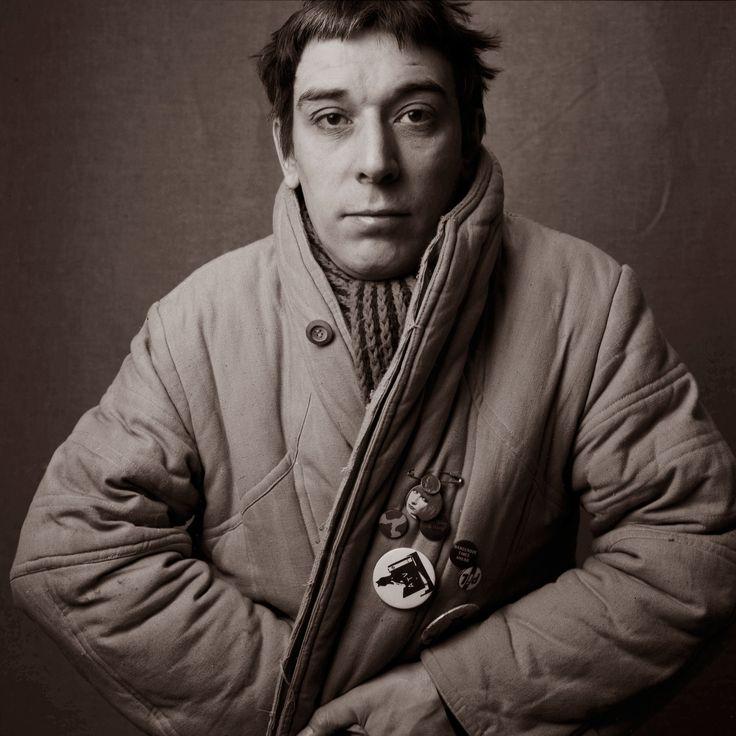 Punk Portraits of New York - William Coupon