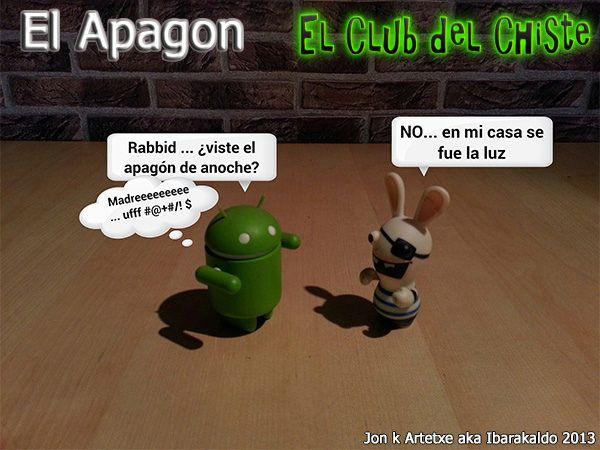[El Club del Chiste]  El Apagon #chiste #humor #fun #funny #lol