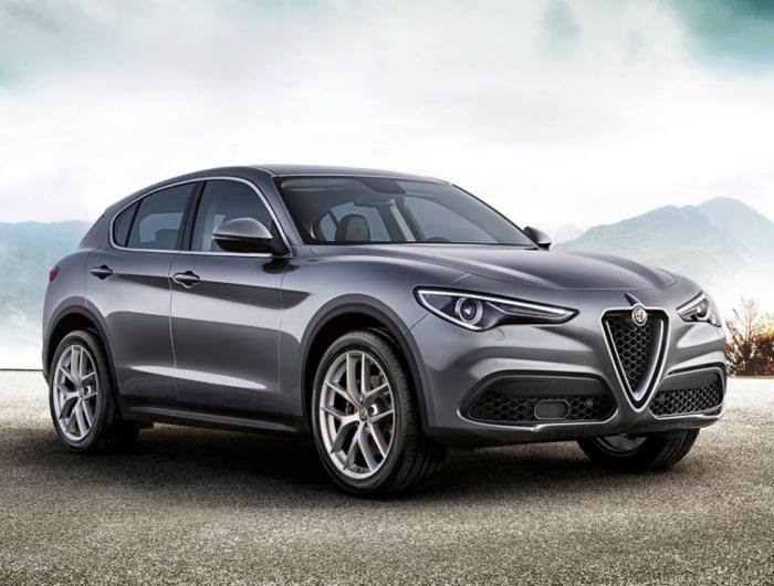 Alfa Romeo Stelvio 949 My18 Quadrifoglio 8 Sp Automatic Premium Unleaded Petrol 2019