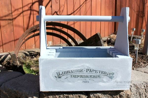 DIY Tool Box Makeover - Reader Feature