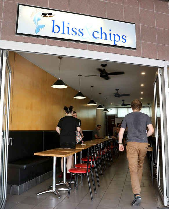 Newtown is known for its many vegan-friendly eateries. There's even a vegetarian butcher. Now, the quirky inner-west suburb is also home to Sydney's first vegan fish 'n' chip shop.