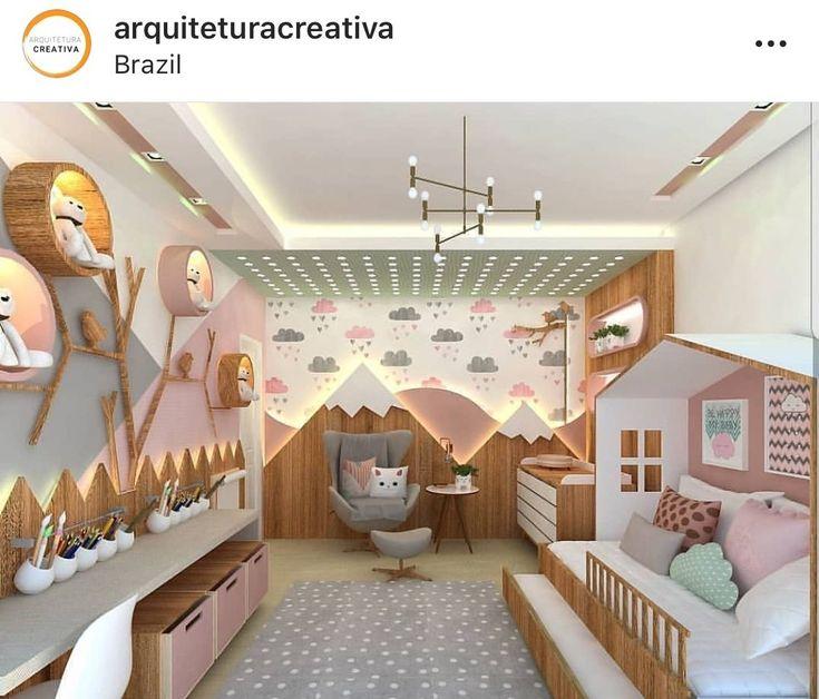 45 Cozy Bedroom Design Ideas for Your Children's