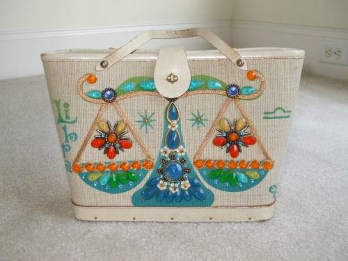 Libra enid collins purse