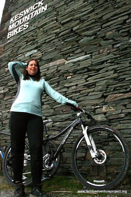 mountain biking keswick