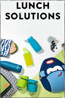 Back to the lunchroom? Here's a collection of thirst quenchers & lunch solutions for your every back to school need from The Grommet. #PintoWin