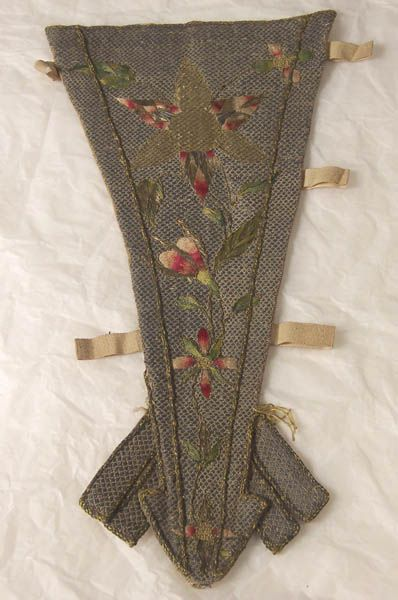 stomacher  Europe, Germany  1700-1720