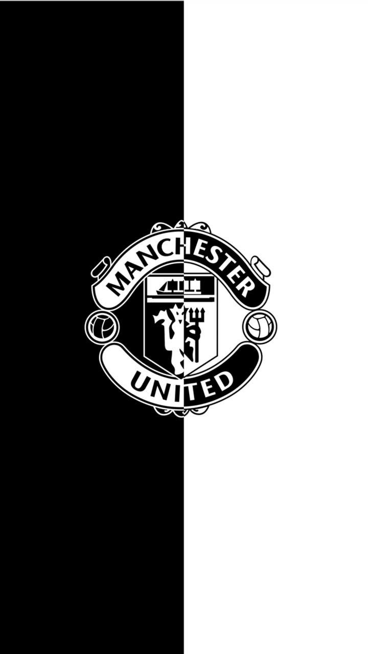 10+ Manchester United Logo Black And White