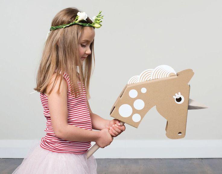 Online Stokpaardje - Eenhoorn