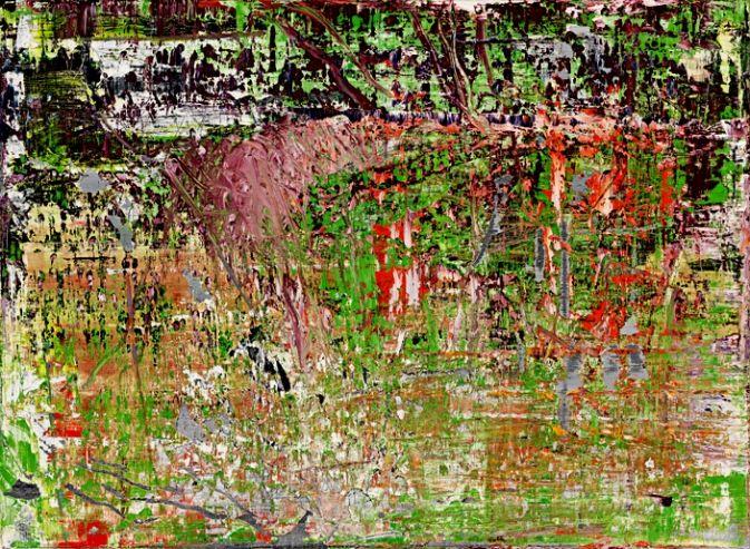 Αφηρημένη ζωγραφική (2008)