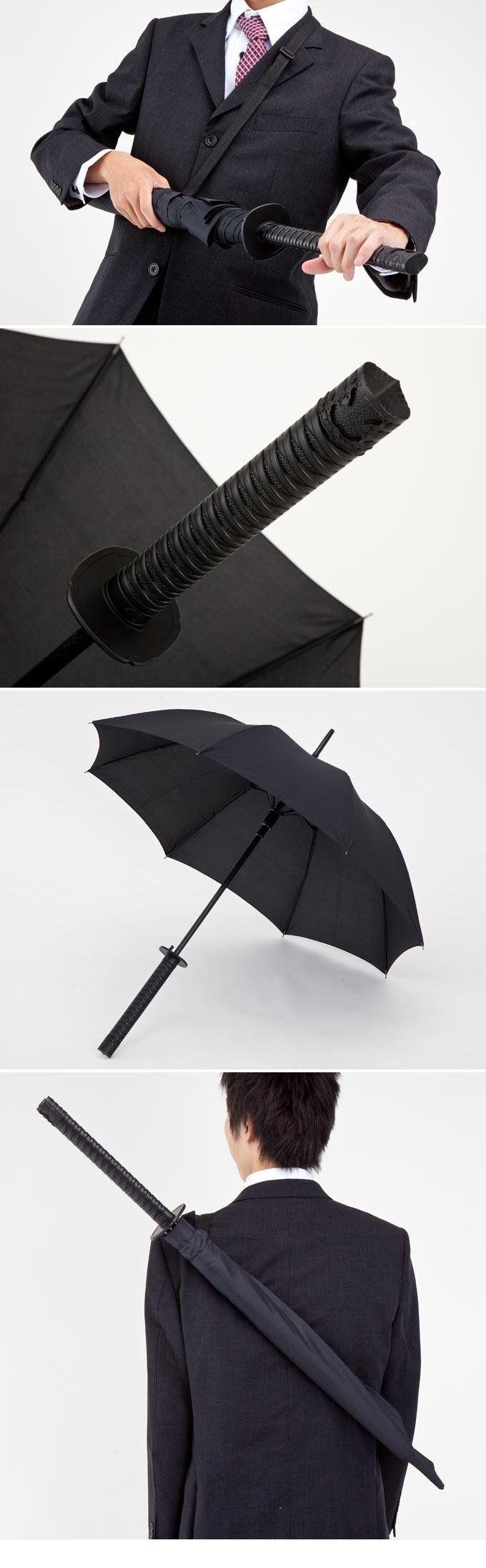 Ninja Umbrella: i need this NOW!!