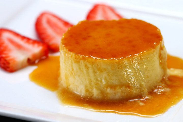Homemade Passion Fruit Flan Recipe. This Passion Fruit Flan recipe really couldn't be easier, it's a simple mix and cook tart that is seriously delicious...