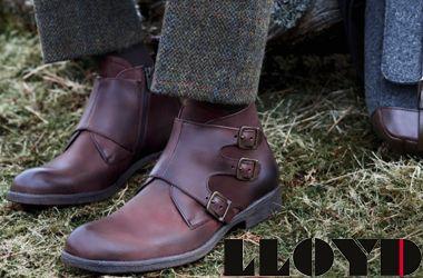 #Lloyd sko er elegante herresko. De erikke bare til den modebevidste mand - de er til alle!   Find Lloyd sko og meget mere på Vuuh.dk - vi har gjort shopping nemt for dig