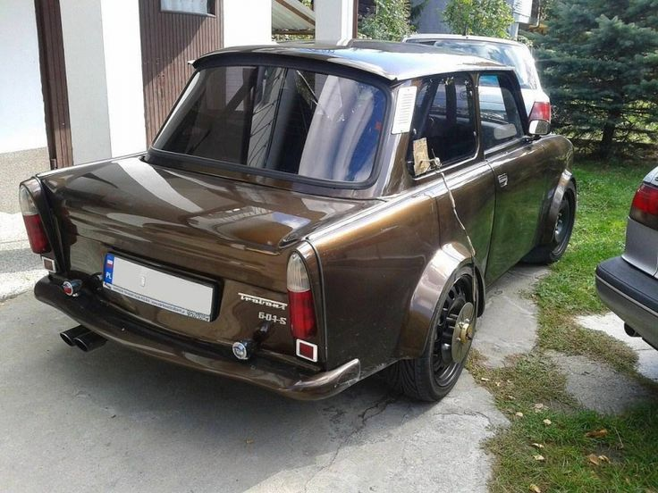 Best Cars Trabant Images On Pinterest Funny Cars Automobile