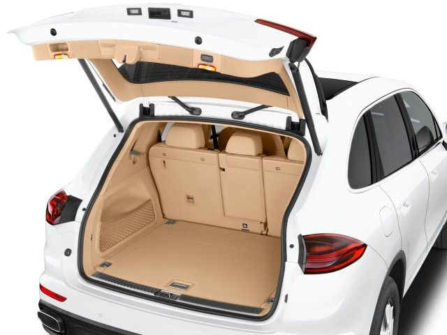 2017 Porsche Cayenne Review, Ratings, Specs, Prices, and Photos - The Car Connection