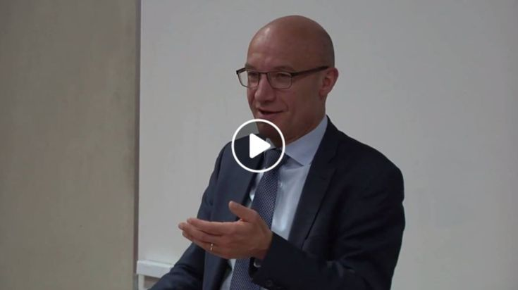 Yves Francis, CEO & Managing Partner at Deloitte #Luxembourg, talks about the partnership with #IESEG, the MSc in International #Accounting, #Audit & #Control and much more !