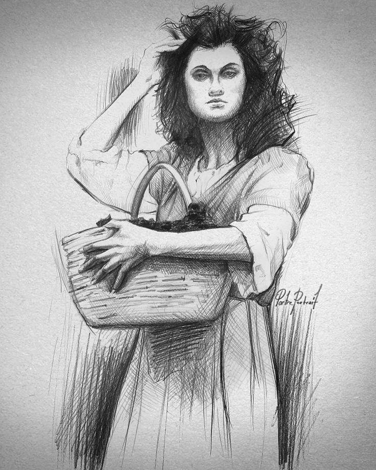 """Portre Portrait""  #artwork #fineart #draw #drawing #portrait #portraitart #portre #artdrawing #artofdrawing #charcoal #charcoalart #sketch #karakalem #sketchbook"