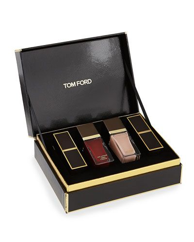 {for her: Tom Ford night & day nail and lip set}